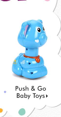 Push & Go Baby Toys