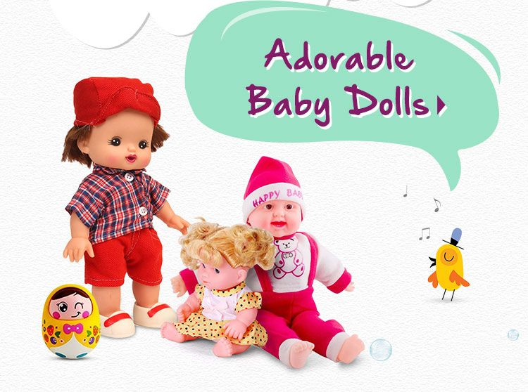 Adorable Baby Dolls