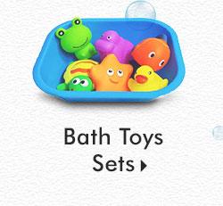 Bath Toys Sets