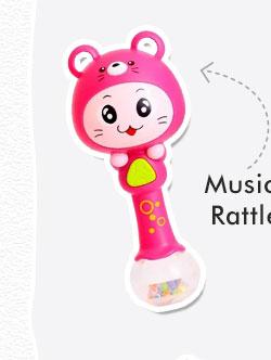 Musical Rattles