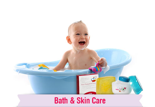 Farlin Bath & Skin Care Products