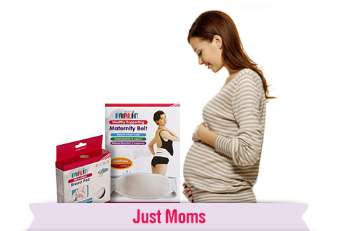 Moms - Farlin Maternity Products