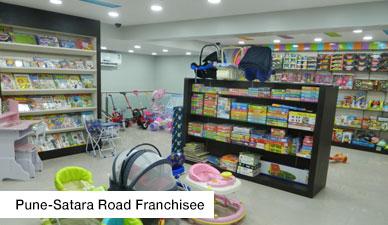 Pune-Satara Road Franchisee