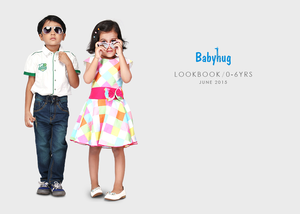 Babyhug Look-Book 2015