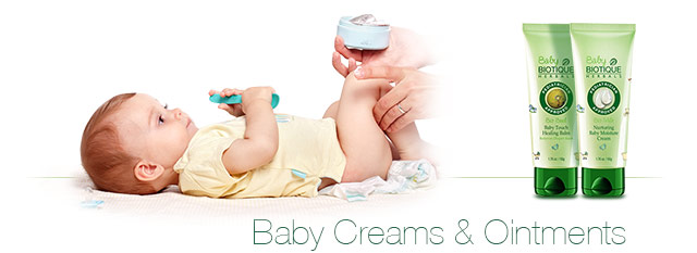 Baby Biotique Creams & Ointments