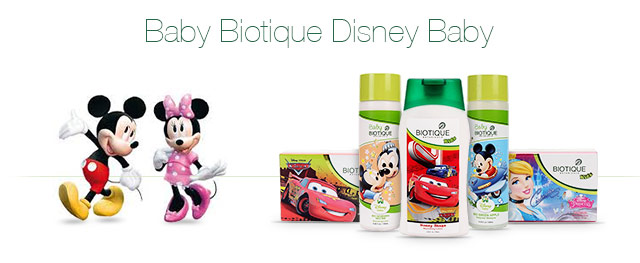 Baby Biotique Disney Baby