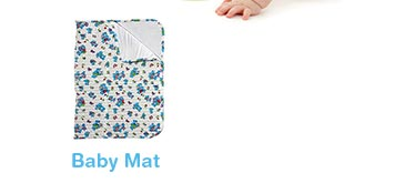 Little's Baby Mat