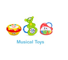 Little's Musical Toys