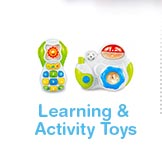 Little's Learning Activity Toys