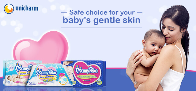 safe choice for your baby's gentle skin