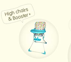 Sunbaby High Chairs & Boosters