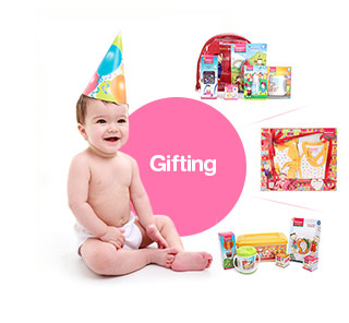 Morisons Baby Dreams Gift Sets