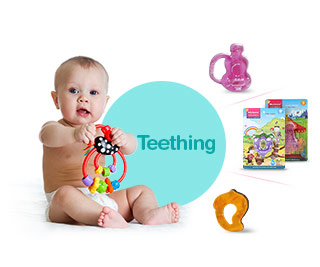 Morisons Baby Dreams Teething Toys & more