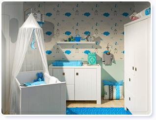 Baby Room Decor & Furniture