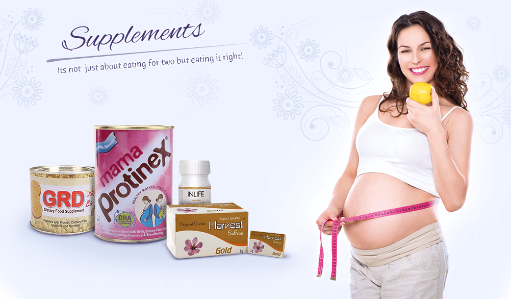 Pregnancy Nutrition & Supplements