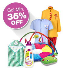 babyhug Guranteed Savings Offer