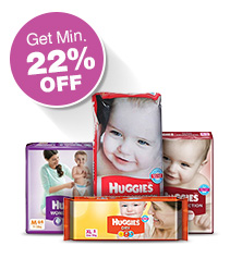huggies Guranteed Savings Offer