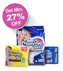 mamypoko Guranteed Savings Offer