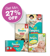 pampers Guranteed Savings Offer