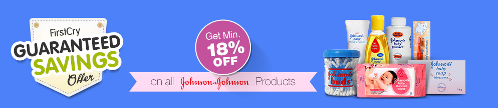 Johnson & Johnson Guaranteed Savings offer