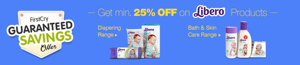 Libero Guaranteed Savings offer