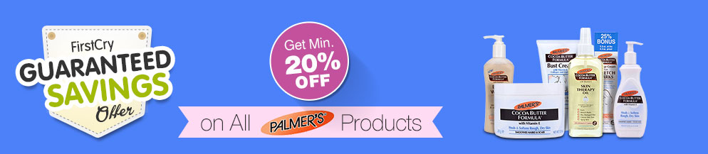 Palmer's Guaranteed Savings offer