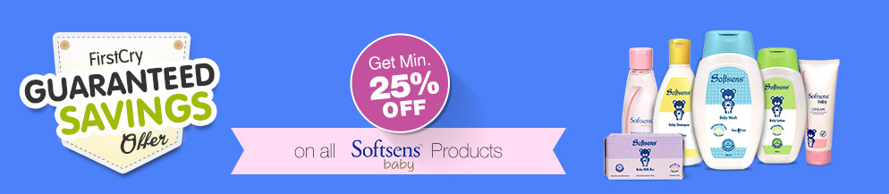 Softsens Guaranteed Savings offer