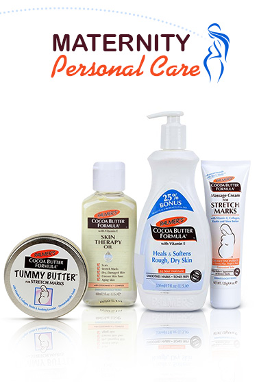 Palmer's Maternity Personal Care Products