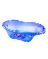 Farlin Anti Skid Baby Bath Tub - Blue