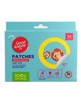 Good knight Patches Personal Mosquito Repellent – Pack of 14