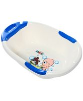 Farlin Bath Tub with Net Blue