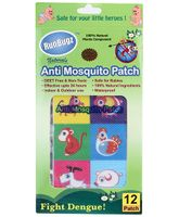 RunBugz Mosquito Repellent Patch Animal - Pack Of 12