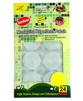 RunBugz Mosquito Repellent Patch White - Pack Of 24