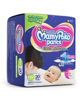 MamyPoko Pant Style Diapers Newborn  - 20 Pieces
