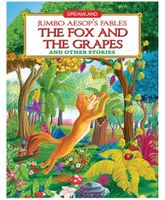 Dreamland Jumbo Aesops The Fox and the Grapes - English