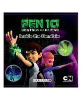 Ben 10 Inside The Omnitrix - English