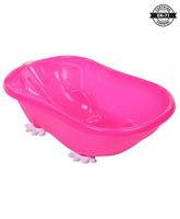 Babyhug Slip-Me-Not Bath Tub - Pink
