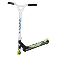 Toyhouse Two Wheeled Height Adjustable Stunt Skate Scooter - White