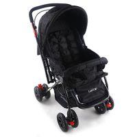 Luv Lap Starshine Baby Stroller - Black