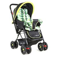 Luv Lap Sunshine Baby Stroller With Canopy 18369 - Green