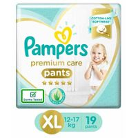 Pampers Premium Care Pant Style Diapers Extra Large - 19 Pieces