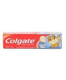 Colgate Toothpaste Bubble Fruit Flavour - 50 ml