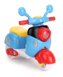 Playmate Friction Toy Scooter - Assorted Colors