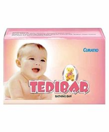 Curatio Tedibar Bathing Bar - 75 gm