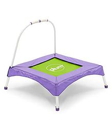 Plum Junior Bouncer With Handle - Blue