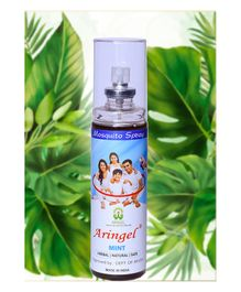 Aringel Herbal Anti Mosquito Spray Mint - 100 ml