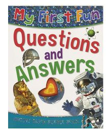 My First Fun Questions And Answers Book - English