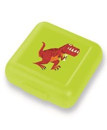 Crocodile Creek Sandwich Keeper Dino Print - Green