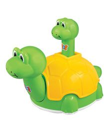 Deo Push N Go Dino Toy - Multi-Color