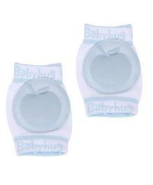 Babyhug Elbow & Knee Protection Pads Apple Print - Blue
